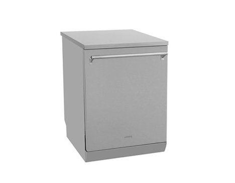 Lave-vaisselle Smeg LVD 613 X