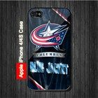 Columbus Blue Jackets NHL Sports iPhone 4, 4S Case Black Case #iPhone4 #iPhone4 #PhoneCase #iPhone4Case #iPhone4Case
