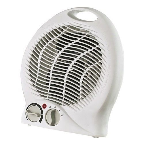 Electric Space Heater Money Saving Portable Floor Air Fan Small Camping Office #ElectricSpaceHeater