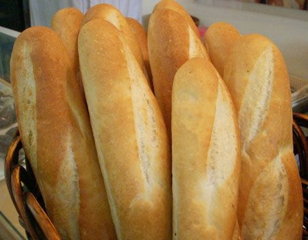 Vietnamese Baguette Recipe. Now i can perfect my home made bahn mis!