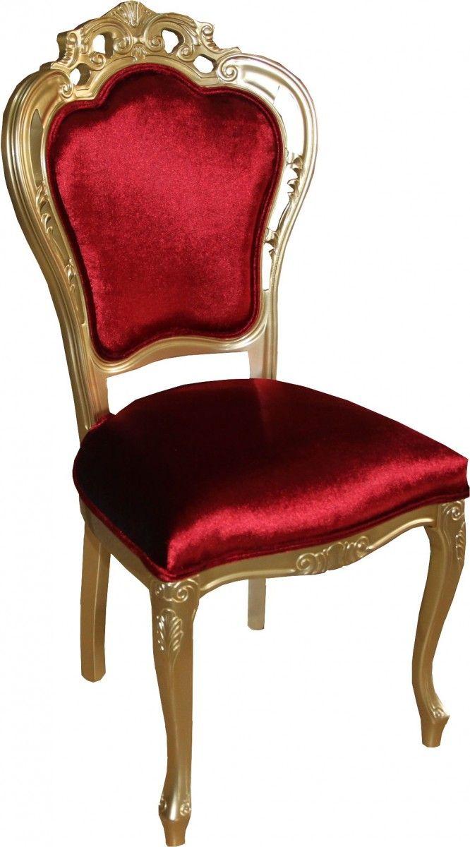 AuBergewohnlich Casa Padrino Barock Luxus Esszimmer Set Bordeaux/Gold   Esstisch + 6 Stühle    Möbel Antik Stil   Luxus Qualität   Limited Edition | Casa | Pinterest
