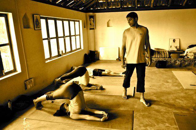 yoga classes in Arambol, Goa http://bodhitreeyogaintl.com