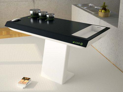 111 best futuristic kitchen images on pinterest | modern kitchens