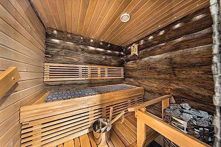 Kelomökki sauna