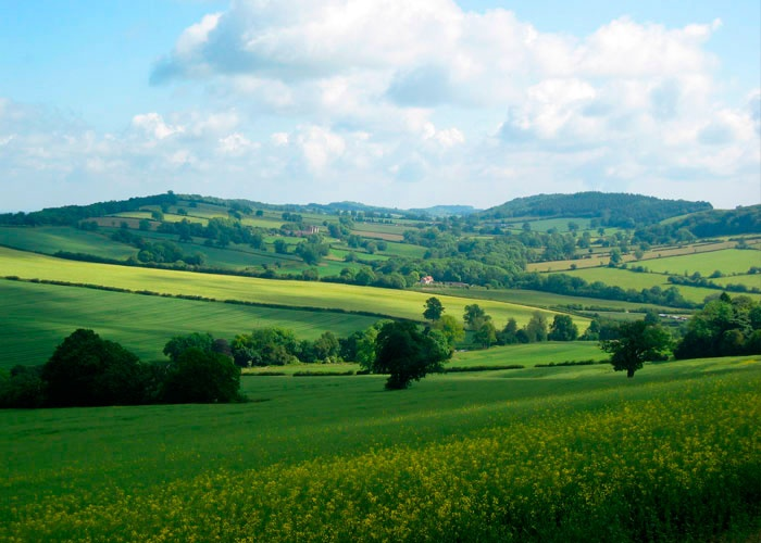 Beautiful Shropshire