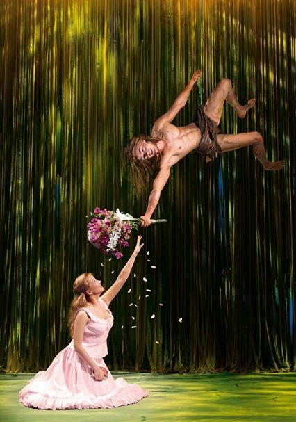 Musical production of Tarzan