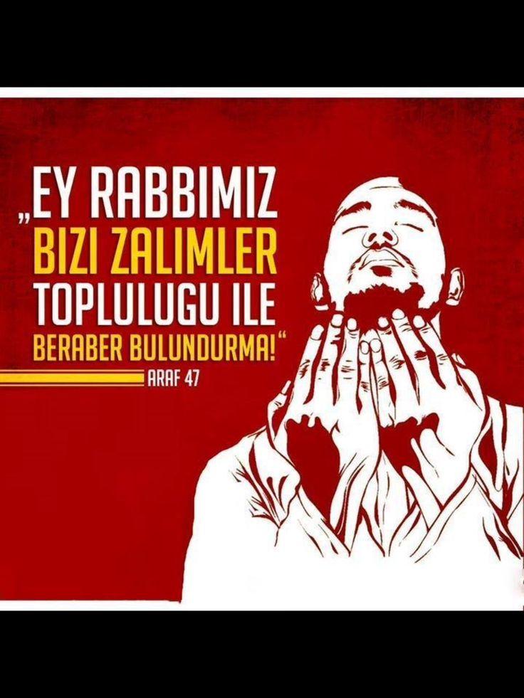 Nefislerden nefsimden koru Allah'ım