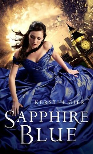 book cover of   Sapphire Blue