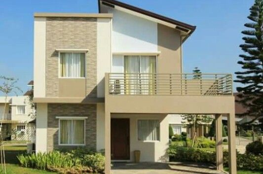 Modern and Elegant Chessa House for sale at Lancaster New City Cavite