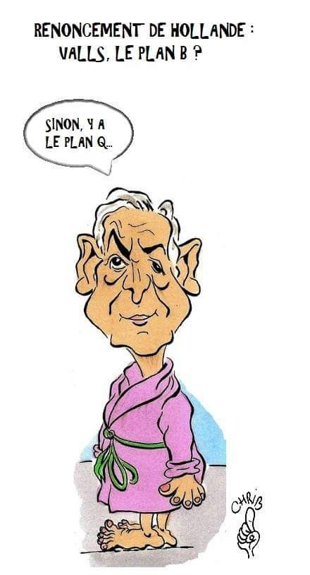 Christophe Beaux - Chrib  (2016-12-03) France: plan A ,  B,  Q. .....dsk