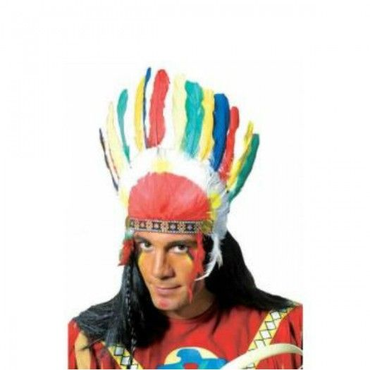 Kızılderili Başlık