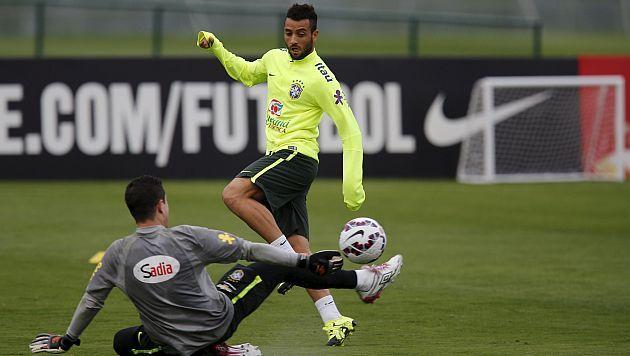 Copa América 2015: El 7-1 de Alemania contra Brasil quedó en el pasado, dijo  Felipe Anderson #Peru21
