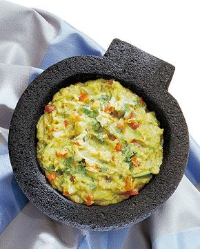 Guacamole Fresca Get the recipe on our website.