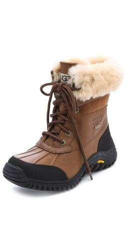 UGG Australia Adirondack II Boots // These would be fabulous for my annual trip to ski in Colorado