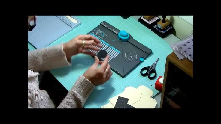 We R Memory Keepers Envelope Punch Board, Tags, Tabs and Pockets tutorial.
