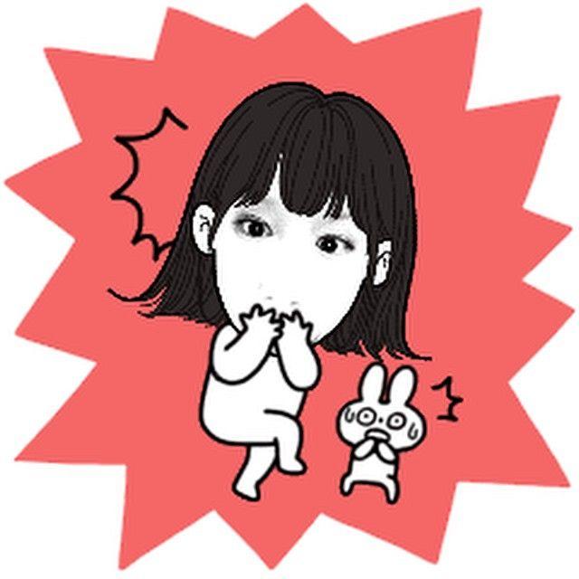 lulumami_82 #페이스콘#꿀잼