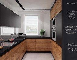 Aranżacje wnętrz - Kuchnia: projekt 11 - Duża otwarta kuchnia w kształcie litery l, styl nowoczesny - PASS architekci. Przeglądaj, dodawaj i zapisuj najlepsze zdjęcia, pomysły i inspiracje designerskie. W bazie mamy już prawie milion fotografii!