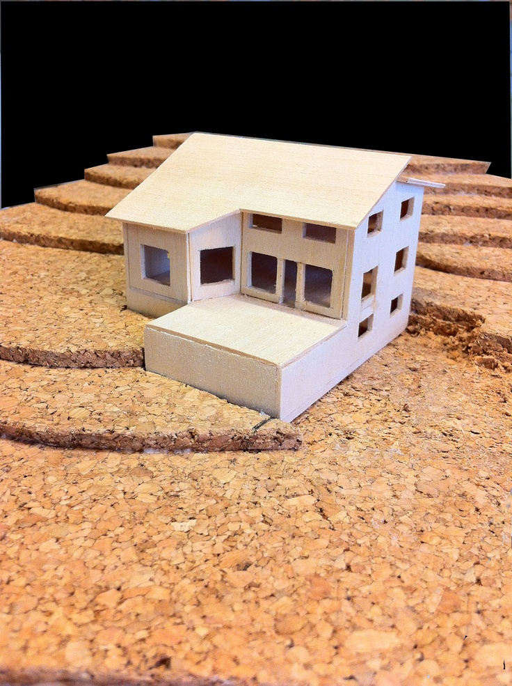 Working model of small house