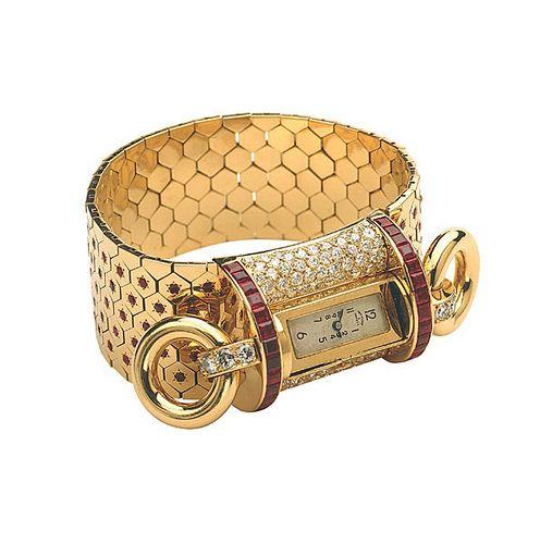 van cleef watches | Van Cleef & Arpels Ludo watch | Flickr - Photo Sharing!