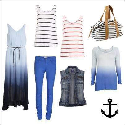 Leuke nieuwe frisse blauwe broekjes binnen!