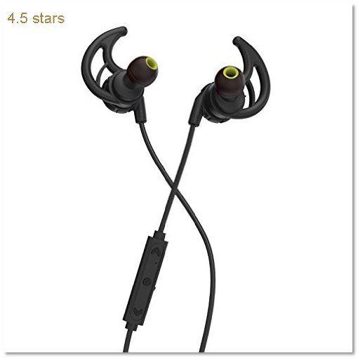 Phaiser BHS 750 Bluetooth Headphones Sweatproof