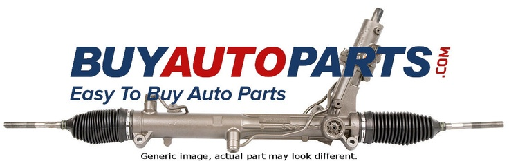 Power Steering Rack >> steering rack --> www.buyautoparts.com/power-steering-rack.html