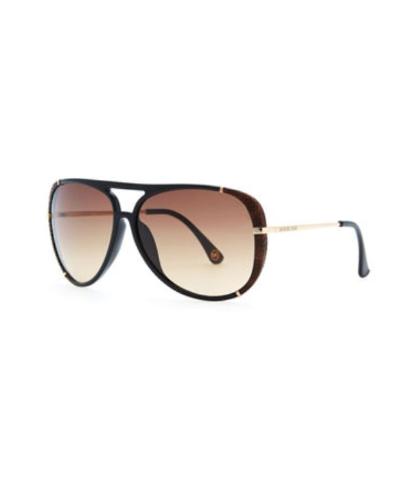 Michael Kors Julia Aviator     CRYSTAL/SILVER