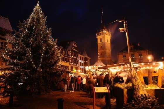 Marché de Noël d'Obernai, numéro 4 de notre classement - ROLLINGER-ANA/AFP