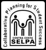 Contra Costa Special Education Local Plan Area (SELPA) Community Advisory Committee (CAC)