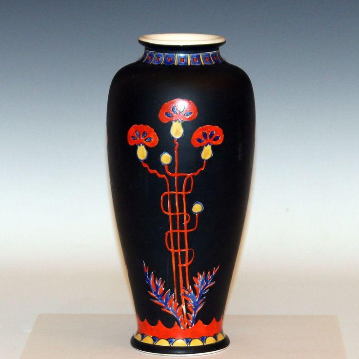 17 Best Vintage Art Deco Pottery Images On Pinterest Vintage Art