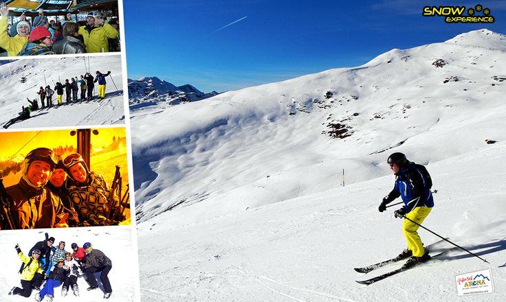 Krimml en Königsleiten  skisafari ski en snowboard vakanties