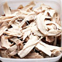 So the holidayis over, but you have a ton of leftovers! Try this amazing turkey soup which can be made easily from your extra roasted or deep fried turkey leftovers - it's delicious, nutritious and so easy to make! Turkey Soup from Leftovers Recipe Ingredients:  One turkey, roasted, as
