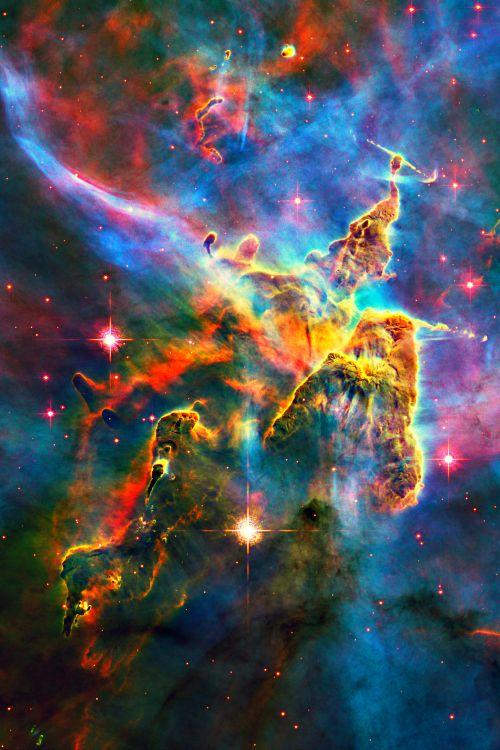 Carina Nebula Siguenos en Facebook…