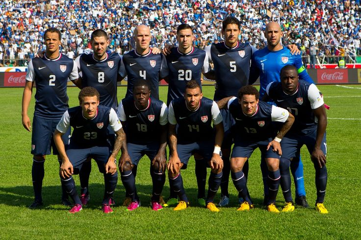 US Men's National team, Starting eleven Us soccer, Us