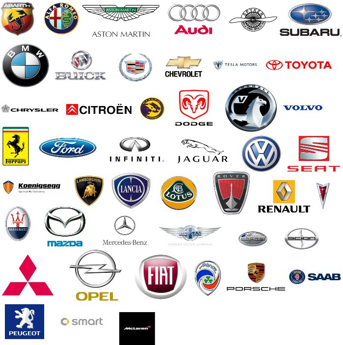 Best Dealership Images On Pinterest Automobile Showroom And - Car sign with namesall car brands best car commpanies