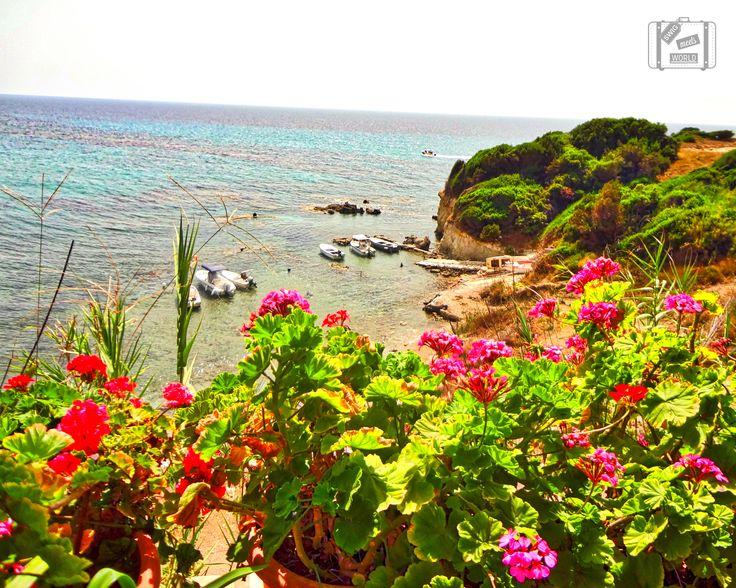Corfu View Coast