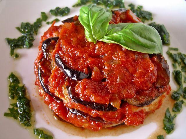 Tasting Sicily: EGGPLANT PARMIGIANA RECIPE