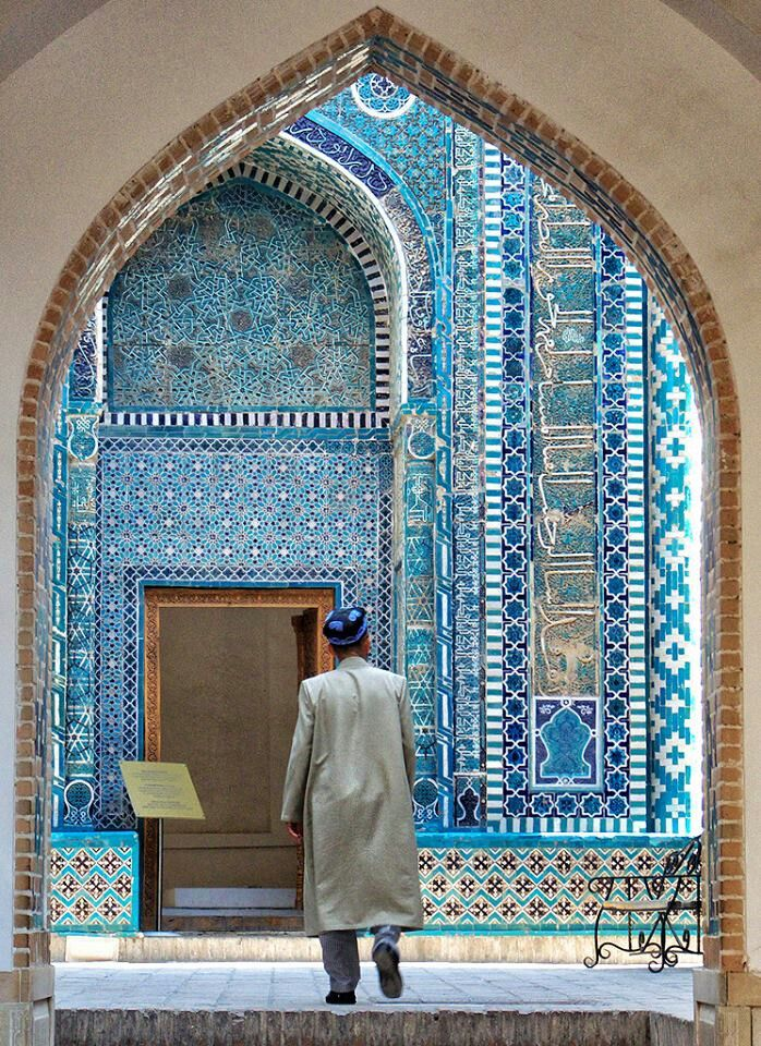 Shah i zinda Samarkand