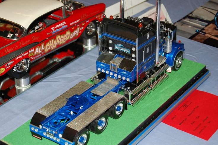 Heavy Truck Models.