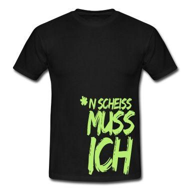 N SCHEISS MUSS ICH / Vector (Plain)