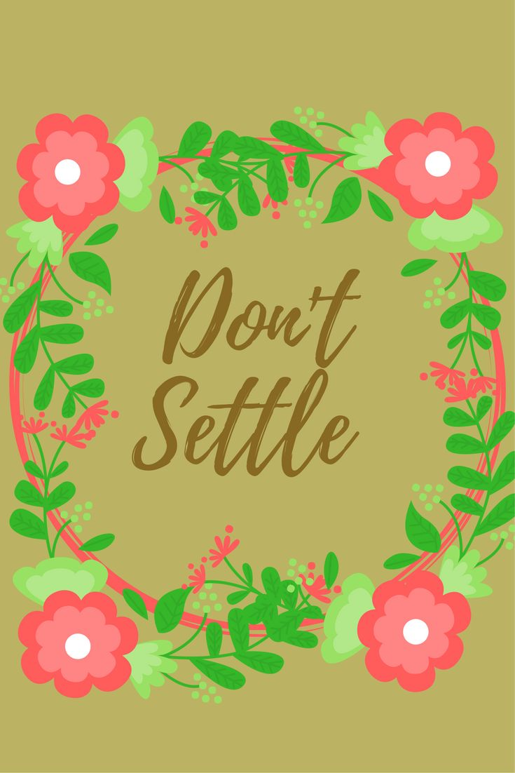 Don't Settle for Less Than God's Plan