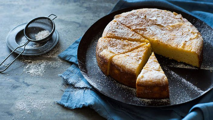 Orange & Almond Cake Jewish - classic Passover dessert that draws on the Sephardic traditions of the Mediterranean, Morocco and the Middle East. In this recipe whole oranges are boiled for two hours, then puréed skin, pips & all. Not only is this cake incredibly moreish and moist, it is gluten & dairy-free.   ----    ▲2 oranges, washed ▲250g Caster Sugar ▲6 Eggs ▲250 g Almond Meal ▲1 tsp Baking Powder  ____  Oven to 160°C, 1-1¼ hrs ____  Dust with icing sugar