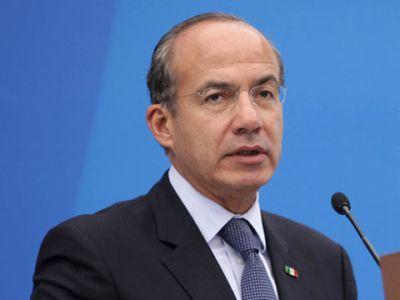 Video Mensaje de despedida de Felipe Calderón Hinojosa.