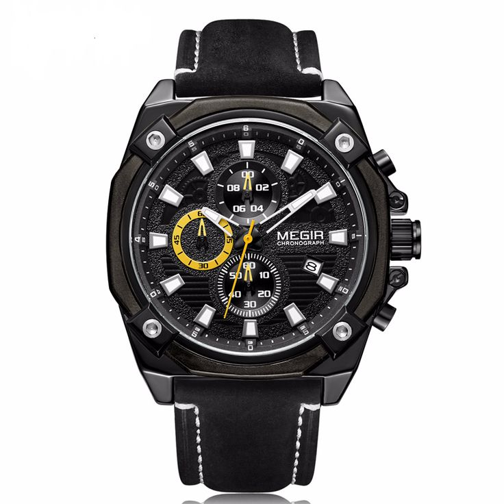 Luxury Chronograph Watches For Men