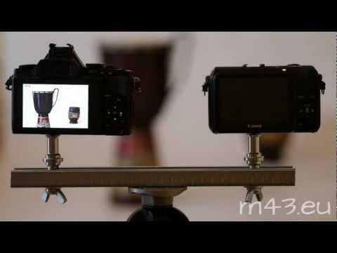 Hands-On Autofocus Battle Between the Olympus OM-D EM-5 and Canon EOS M