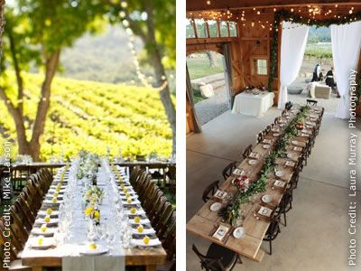HammerSky Vineyards And Estate Winery Paso Robles Farmhouse Weddings Central Coast Wine Country Reception Venues