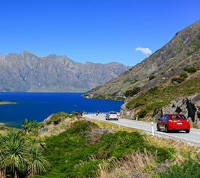 Enjoy an unforgettable personalised New Zealand self-drive tour holiday…