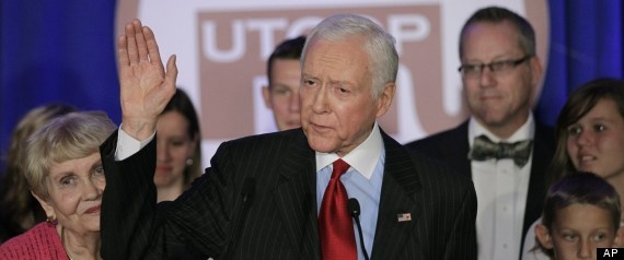 Orrin Hatch Weighs In On The '47 Percent,' Says It's Really 51 Percent    Posted: 11/14/2012 7:01 pm EST Updated: 11/14/2012 7:23 pm EST  Share on Google+  47 Percent  55  23  3  229  Get Politics Alerts:  Sign Up  React:  Important  Funny  Typical  Scary  Outrageous  Amazing  Innovative  Finally  Follow:  Orrin Hatch, Video, We Are The 47 Percent, 47%, Orrin Hatch Poor, Orrin Hatch Truly Poor, Sen. Orrin Hatch, Mitt Romney 47 Percent, Mitt Romney 47%, Tax The Poor, Politics News…