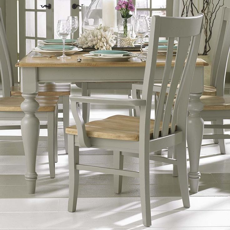 Grey Kitchen Table And Chairs