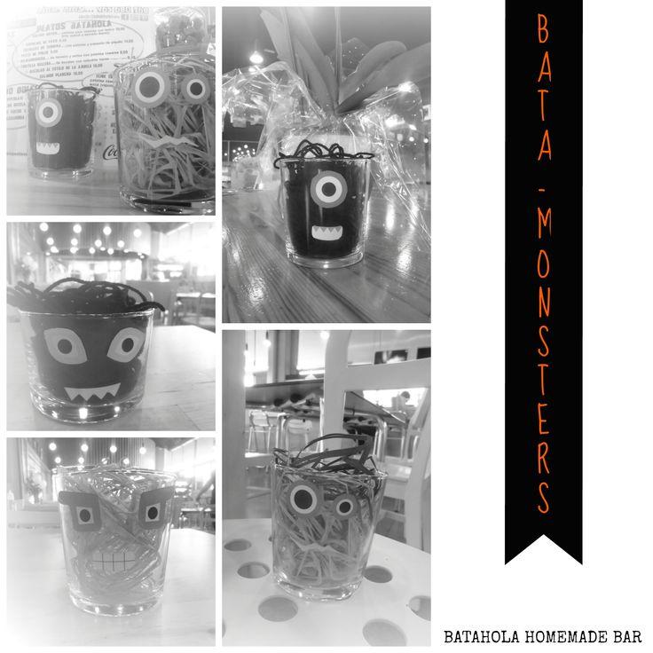 Bata-monsters #halloween